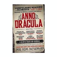 Anno Dracula - Carte in engleza