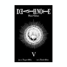 Death Note Black Edition, Volume 5 - Carte in engleza