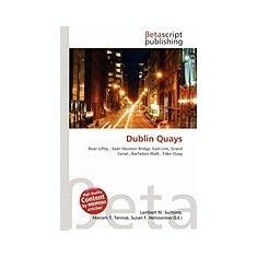Dublin Quays - Carte in engleza