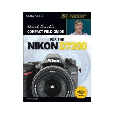 David Busch S Compact Field Guide for the Nikon D7200 - Carte in engleza