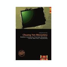 Chuang Yen Monastery - Carte in engleza