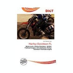 Harley-Davidson FL - Carte in engleza