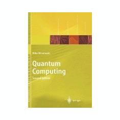 Quantum Computing - Carte in engleza