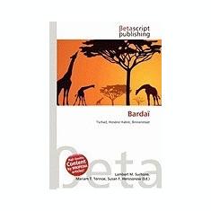 Barda - Carte in engleza