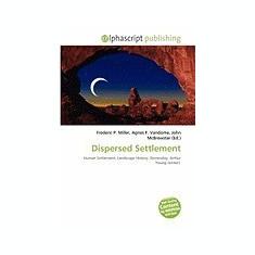 Dispersed Settlement - Carte in engleza
