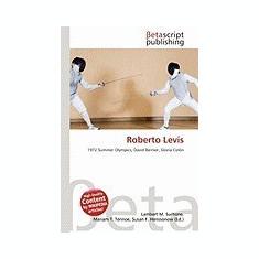 Roberto Levis - Carte in engleza