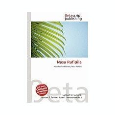 NASA Rufipila - Carte in engleza