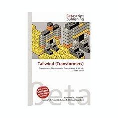 Tailwind (Transformers) - Carte in engleza
