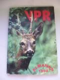 ALMANAH VANATORUL SI PESCARUL ROMAN 1998