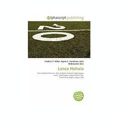 Lance Hohaia - Carte in engleza