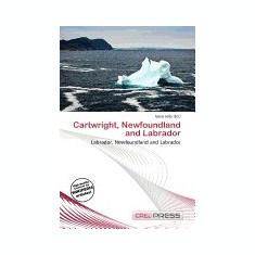Cartwright, Newfoundland and Labrador - Carte in engleza