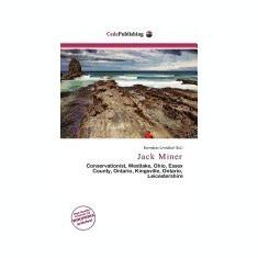 Jack Miner - Carte in engleza