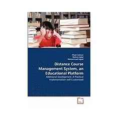 Distance Course Management System, an Educational Platform