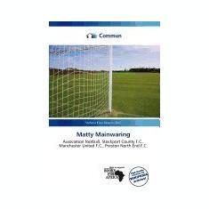 Matty Mainwaring - Carte in engleza
