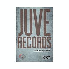 Juve Records: The Blueprints - Carte in engleza