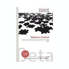 Tobacco Control - Carte in engleza