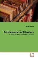 Fundamentals of Literature foto