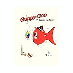 Guppy Goo: A Trip to the Store - Carte in engleza