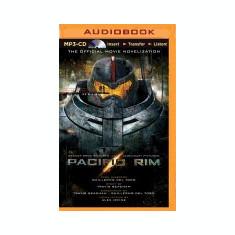 Pacific Rim: The Official Movie Novelization - Carte in engleza