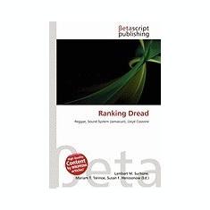 Ranking Dread - Carte in engleza