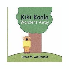 Kiki Koala Wanders Away - Carte in engleza