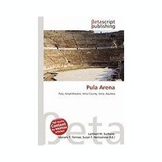 Pula Arena - Carte in engleza