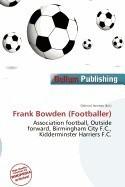 Frank Bowden (Footballer)