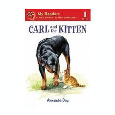 Carl and the Kitten - Carte in engleza