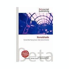 Xenoblade - Carte in engleza
