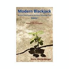 Modern Blackjack Second Edition Volume I - Carte in engleza