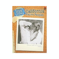California Native Peoples - Carte in engleza
