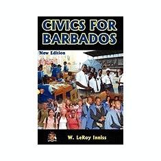 Civics for Barbados - Carte in engleza