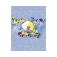 Little People Up Jump - Carte in engleza