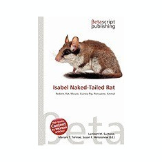 Isabel Naked-Tailed Rat - Carte in engleza