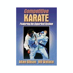 Competitive Karate - Carte in engleza