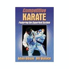 Competitive Karate - Carte in engleza