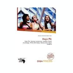 Hays Plc - Carte in engleza