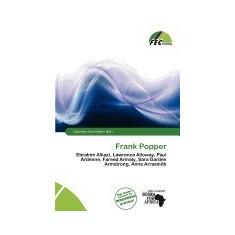 Frank Popper - Carte in engleza