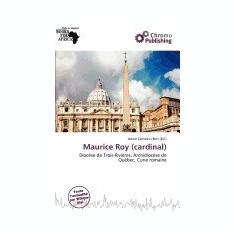 Maurice Roy (Cardinal) - Carte in engleza