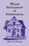Welsh Settlement of Pennsylvania