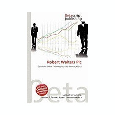 Robert Walters Plc - Carte in engleza