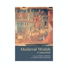 Medieval Worlds - Carte in engleza