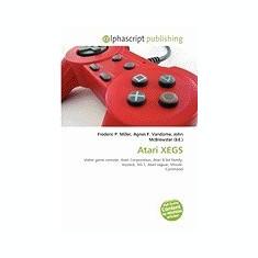 Atari Xegs - Carte in engleza