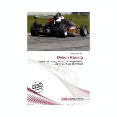Dyson Racing - Carte in engleza