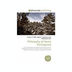 Philosophy of Sren Kierkegaard - Carte in engleza