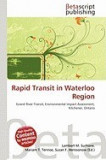 Rapid Transit in Waterloo Region