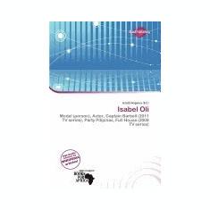 Isabel Oli - Carte in engleza