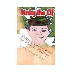 Dinky the Elf - Carte in engleza