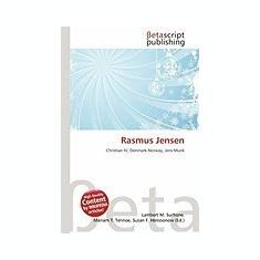 Rasmus Jensen - Carte in engleza