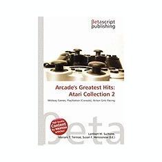 Arcade's Greatest Hits: Atari Collection 2 - Carte in engleza